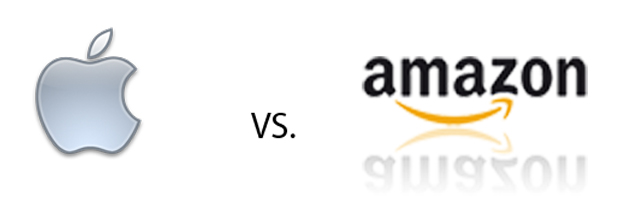 Apple en Amazon maken ruzie over de term