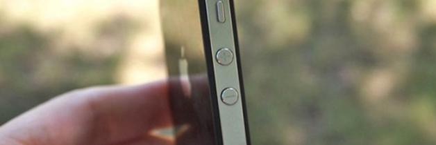 iPhone 5 uit voorraad leverbaar