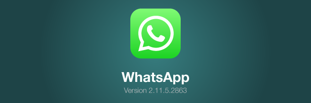 Is Whatsapp eindelijk iOS 7 ready?