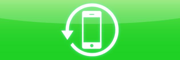 iOS geschiedenislesje