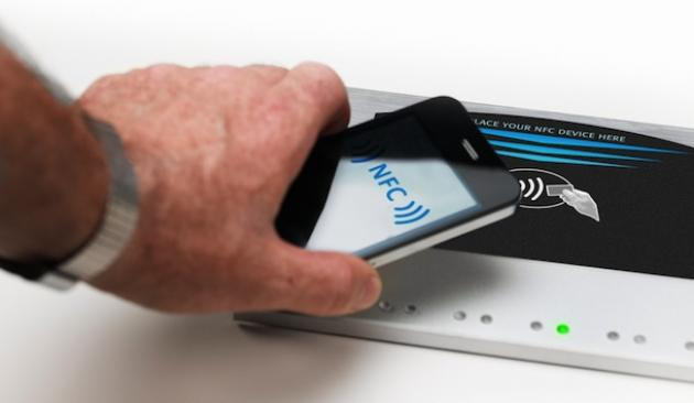 Near-Field-Communication-NFC-technology