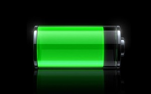icoon-batterij