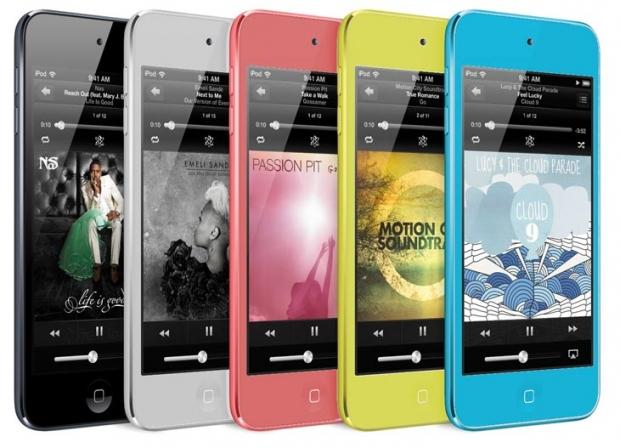 De zesde generatie iPad Touch