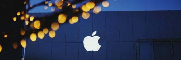 Omzet Apple voor het eerst gedaald