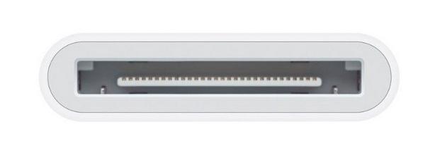 De nieuwe iPhone 5 connector nog kleiner dan verwacht?