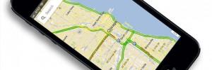 Google Maps pas 3 weken voor de eerste iPhone toegevoegd