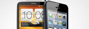 iPhone vs. One X