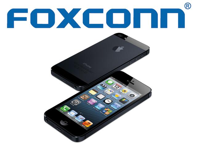 Foxconn-executive noemt de iPhone 5