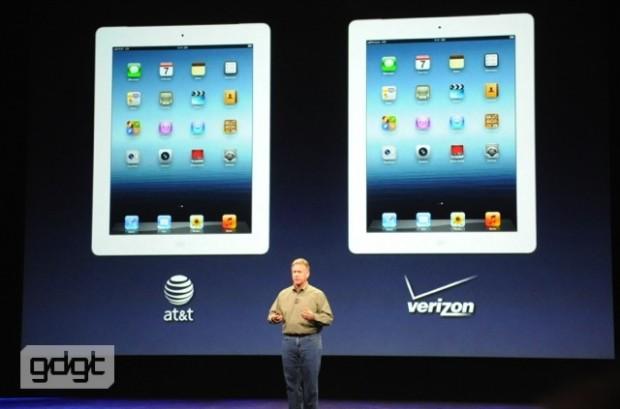 Naast iPad Mini ook een '4G Nieuwe iPad'