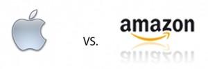 Apple en Amazon maken ruzie over de term