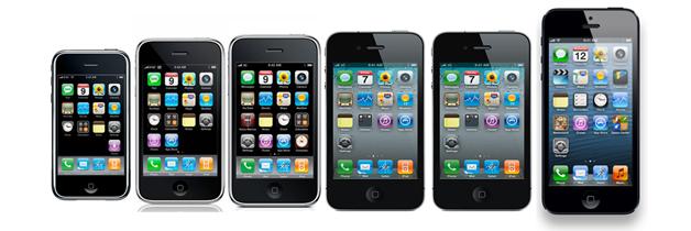 Bijzonder: nieuwe touchscreen iPhone 5 heeft last van een 'diagonal-scroll-bug'