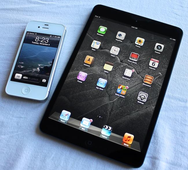 Gerucht: nieuwe iPhone en iPads komen al rond mid-2013