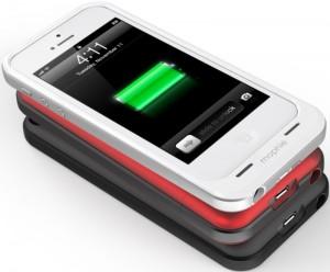 Nieuwe Mophine 'Juice Pack Air' voor de iPhone 5