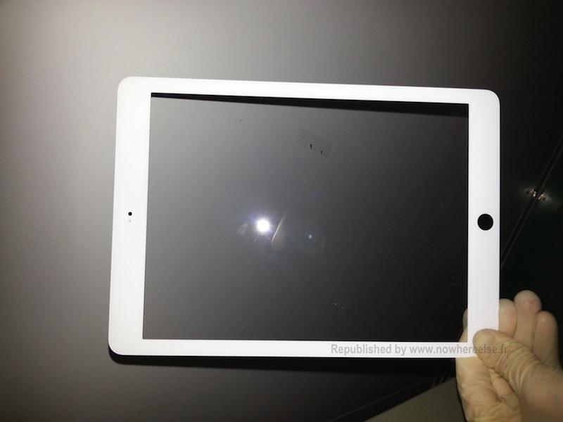 foto's iPad 5 cover gelekt