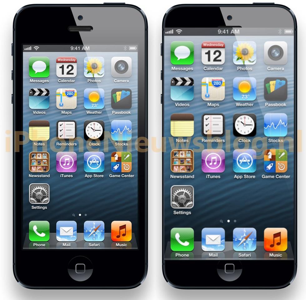 Reuters: Apple overweegt 4,7 en 5,7 inch iPhones
