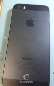 iPhone 5S op de foto: is het 'm?