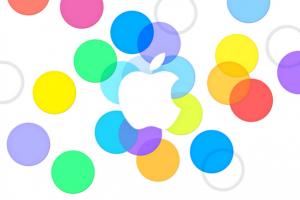 Apple iPhone 5S 5C Event, 10 september
