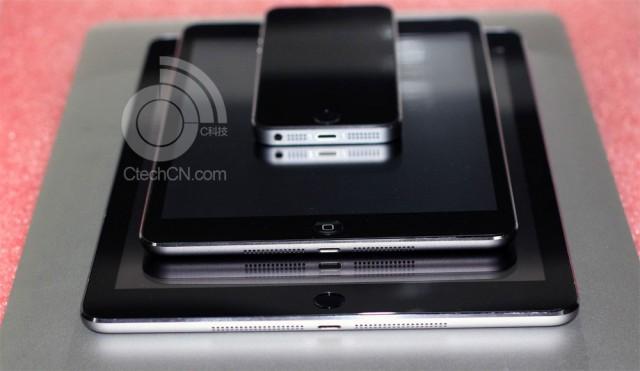 Volgende generatie iPad Mini krijgt geen vingerafdrukscanner