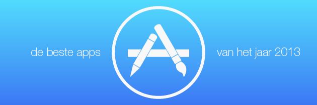 De beste apps van 2013