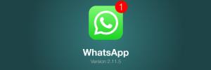 Whatsapp – Beter laat dan nooit