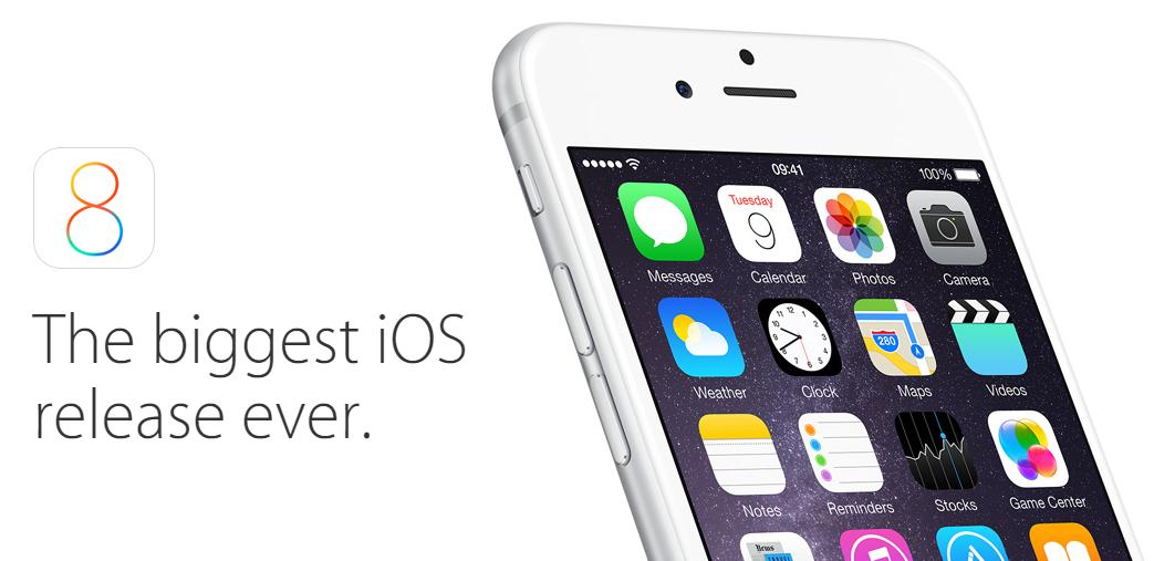Veel problemen rondom update iOS 8