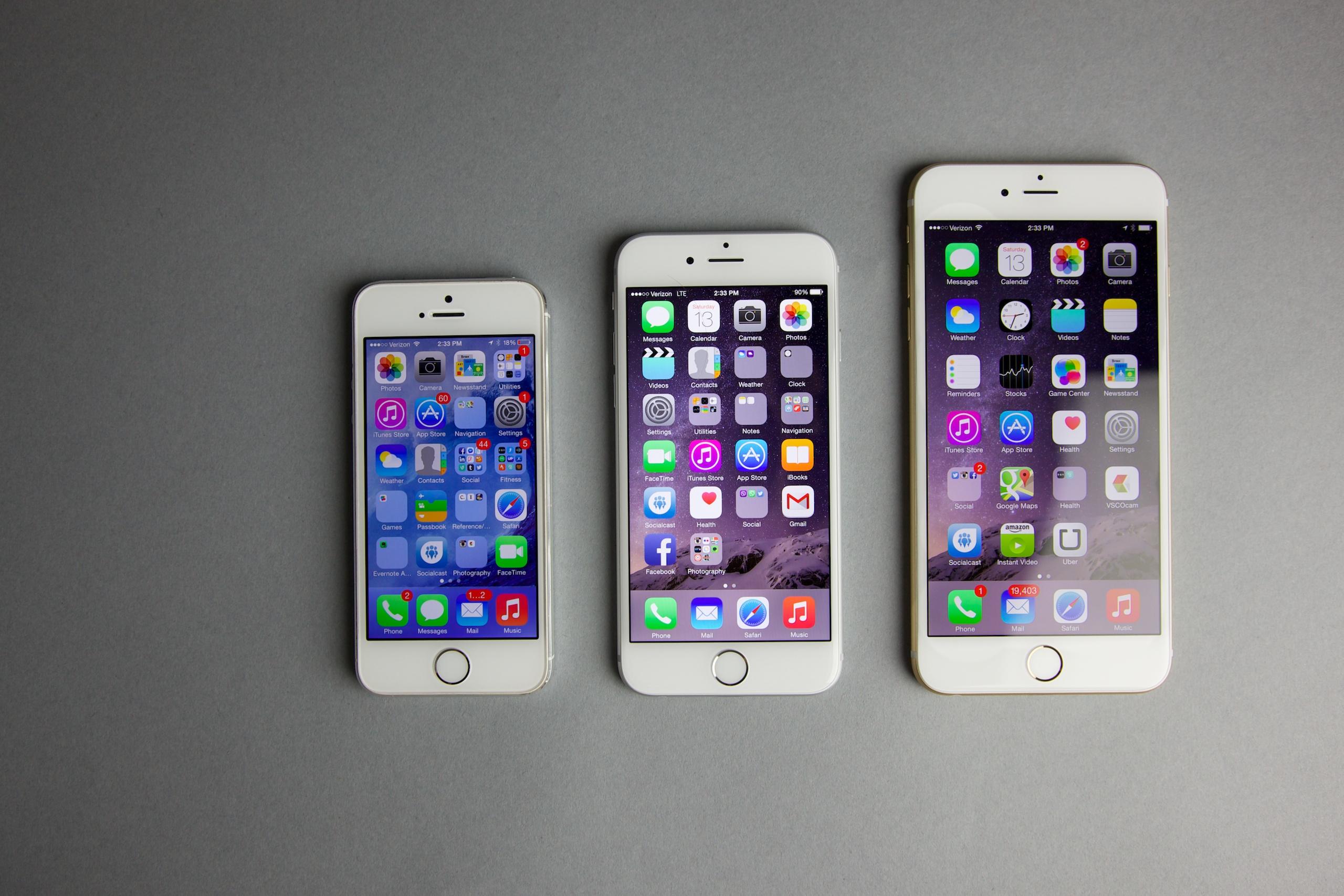 Official iPhone 6 trailer – iPhone 6 Plus trailer (door Apple)