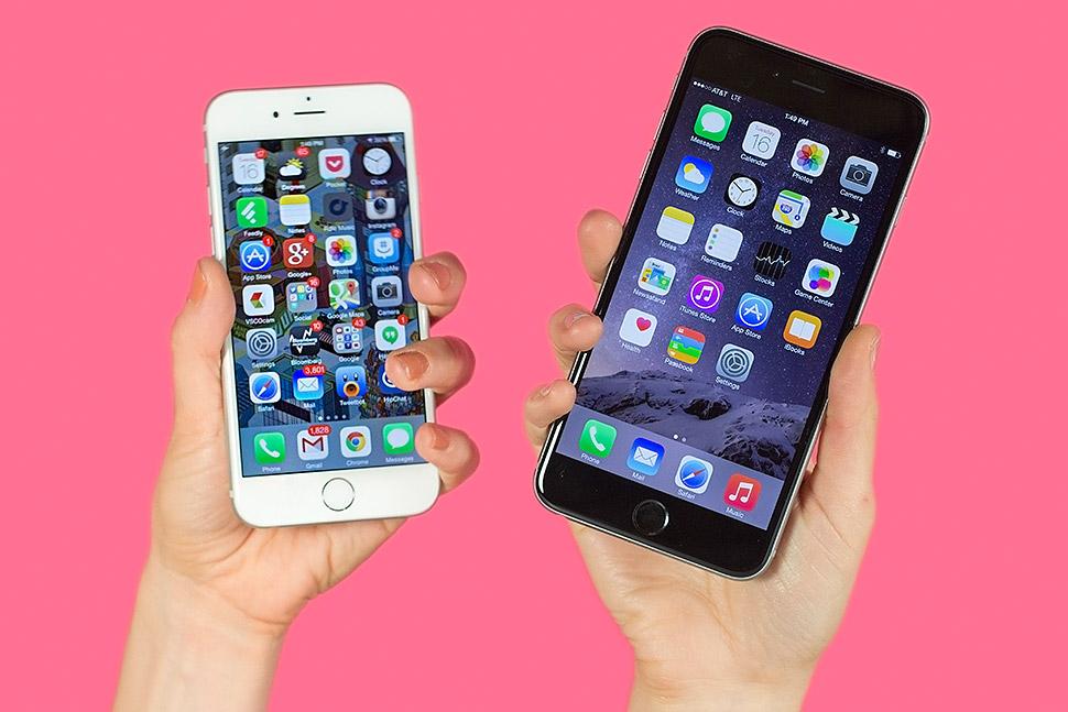 iPhone 6 en iPhone 6 Plus: de verschillen op een rijtje gezet