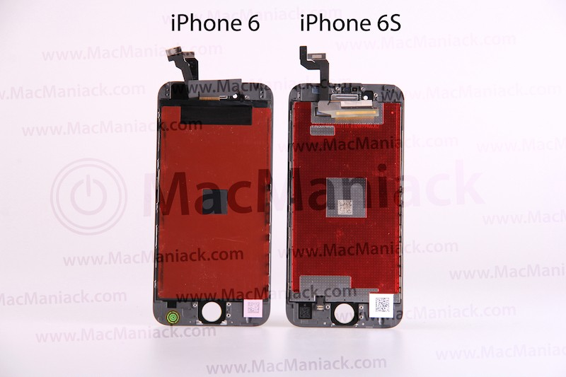 iPhone 6S vs iPhone 6 display? [video]