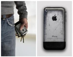 5 redenen waarom de eerste iPhone niet te overtreffen is